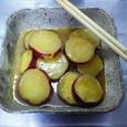 サツマイモのオレンジジュース煮・その2